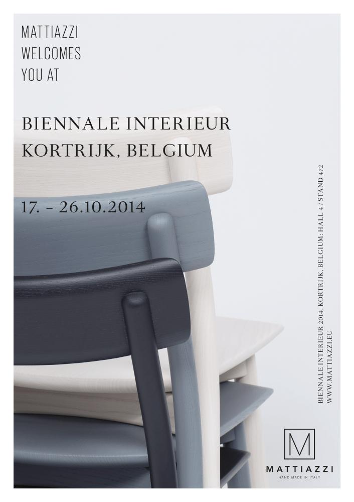 News mattiazzi for Interieur kortrijk 2015