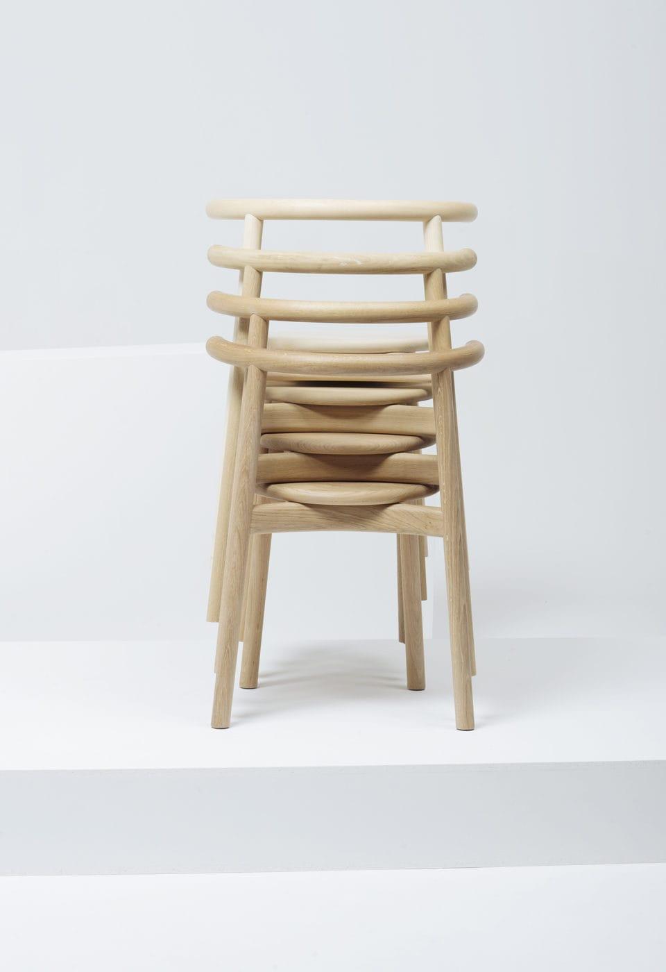 Mc5 Solo Chair By Studio Nitzan Cohen For Mattiazzi