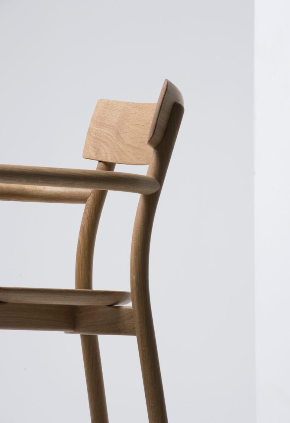Mc8 Chiaro Chair By Leon Ransmeier For Mattiazzi