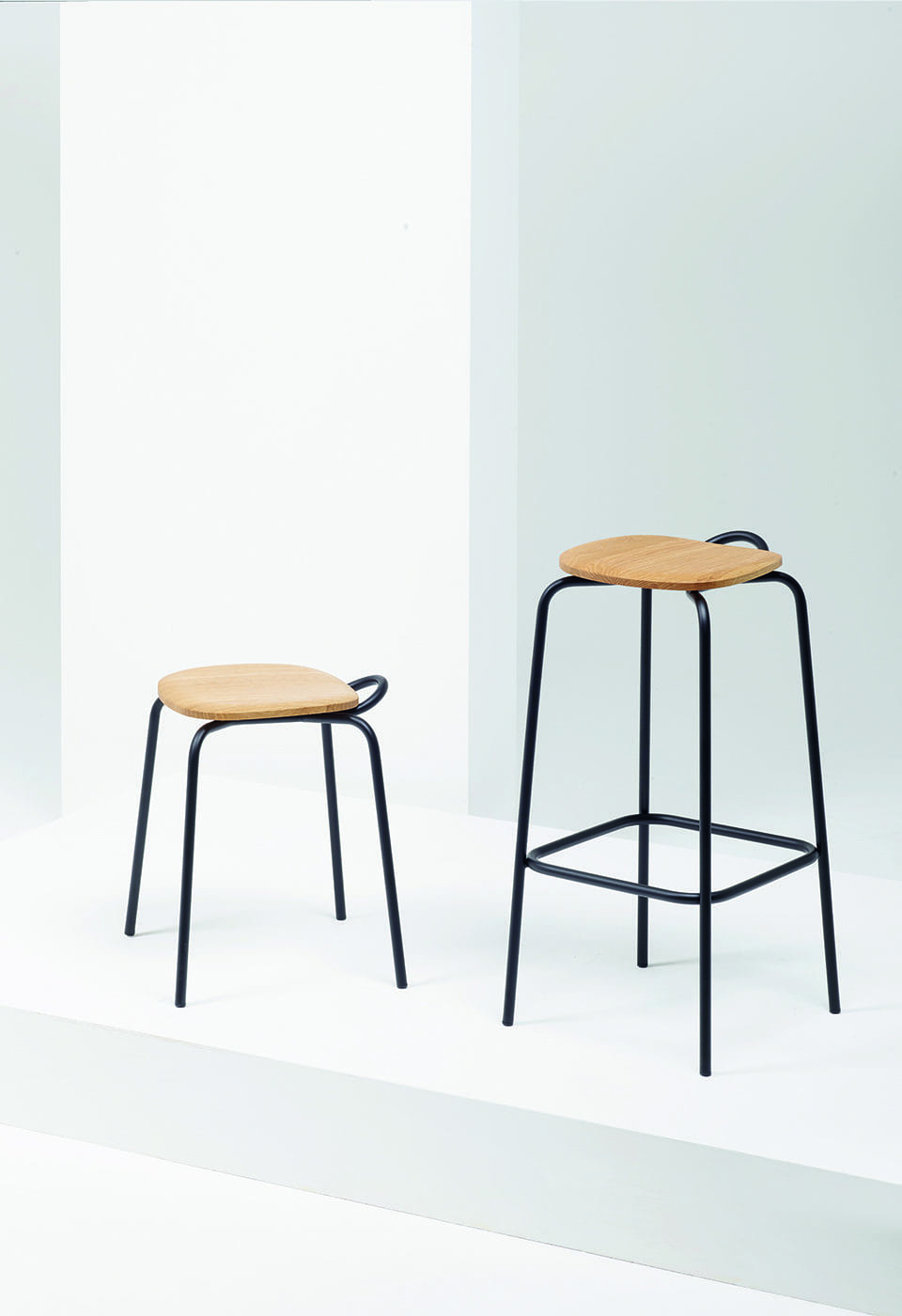 Mc16 Forcina Stool By Leon Ransmeier For Mattiazzi